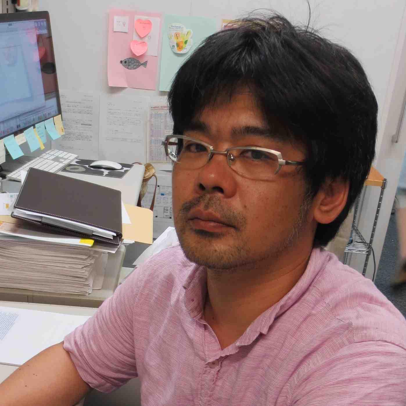 Hidetoshi Hasuwa : Assistant Professor