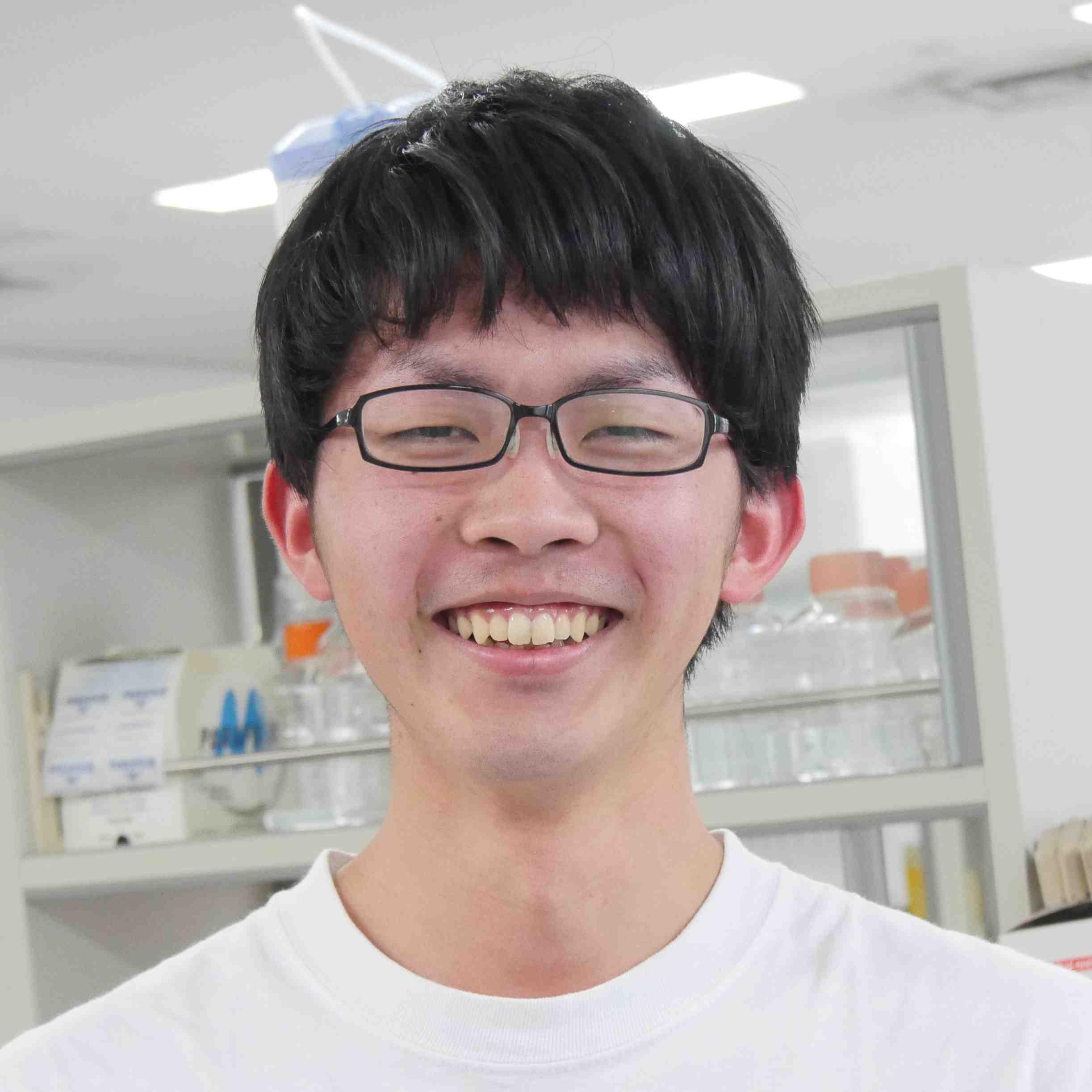 Yujiro Tanaka : Graduate Student (Waseda University)